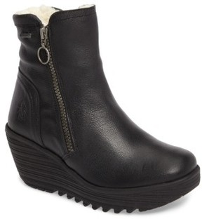 Fly London Women's Waterproof Gore-Tex Wedge Boot