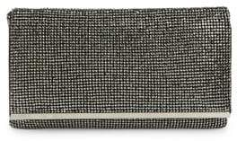 Adrianna Papell Beaded Envelope Clutch