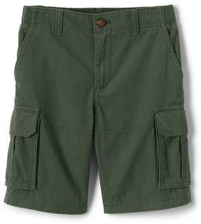 Lands' End Lands'end Little Boys Cargo Shorts