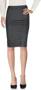Amina Rubinacci Knee length skirts
