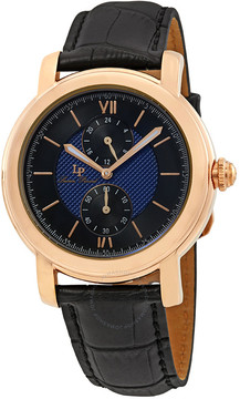 Lucien Piccard Spiga Dual Time Men's Watch