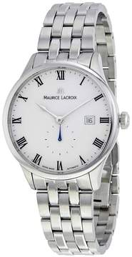 Maurice Lacroix Masterpiece Automatic White Dial Men's Watch