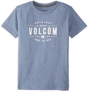 Volcom Kid's Garage Club Short Sleeve Tee 8163541