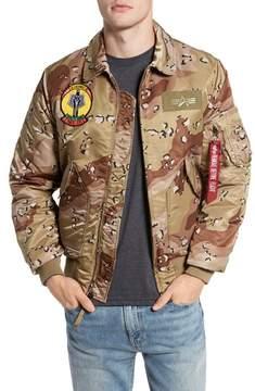 Alpha Industries Men's Cwo 45/p Storm Cruise Jacket