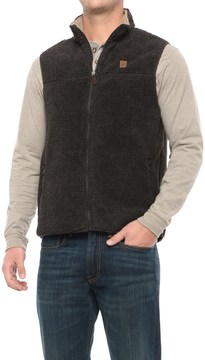 Coleman Full-Zip Sherpa Fleece Vest (For Men)
