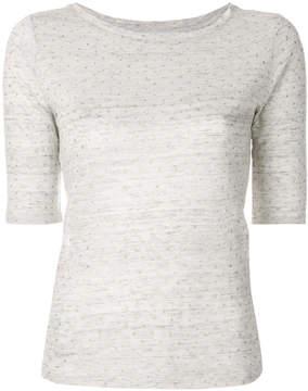 Bellerose cropped sleeve top