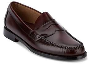 G.H. Bass & Co & Co. Mens Weejuns Logan Dress Penny Loafer Shoe.