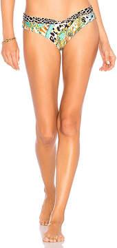 Luli Fama Adita Reversible Bikini Bottom