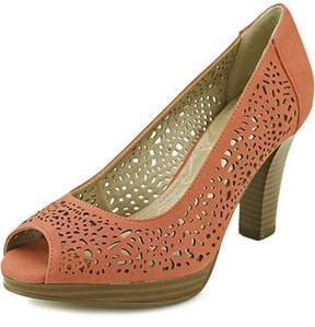 Giani Bernini Harpur Open-toe Synthetic Heels.