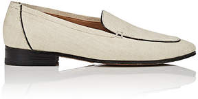 The Row Women's Adam Raffia Loafers