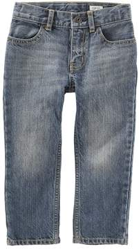 Osh Kosh Oshkosh Bgosh Boys 4-12 Core Classic Relaxed Fit Jeans