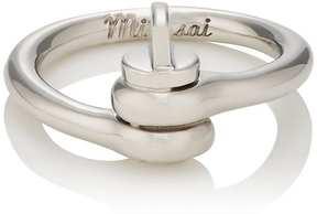Miansai WOMEN'S THIN REEVE RING