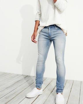 Hollister Advanced Stretch Extreme Skinny Jeans