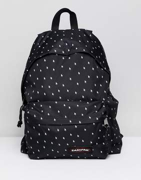 Eastpak Black Arrow Cursor Padded Pak'r Backpack