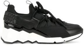 Pierre Hardy contrast sole sneakers