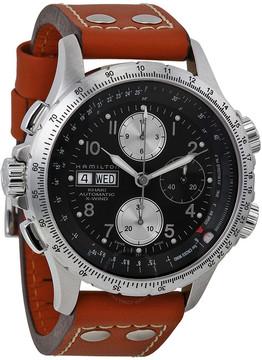 Hamilton Men's Khaki X Wind Watch