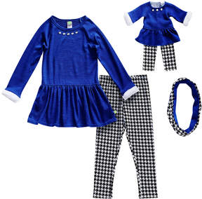 Dollie & Me Girls' Legging Set