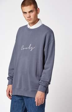 Barney Cools Script Crew Neck Sweatshirt