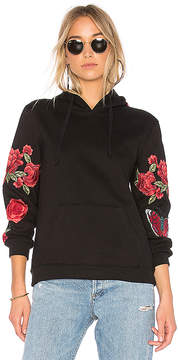 Central Park West Abbot Kinney Rose Hoodie