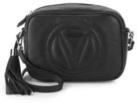 Mario Valentino Mia Leather Camera Bag