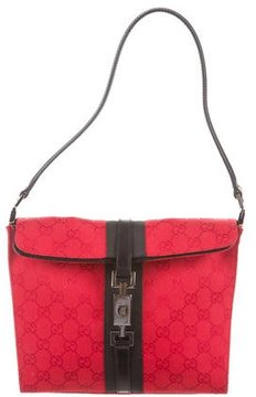Gucci GG Shoulder Bag - RED - STYLE