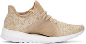 adidas Beige PureBOOST x Element Sneakers