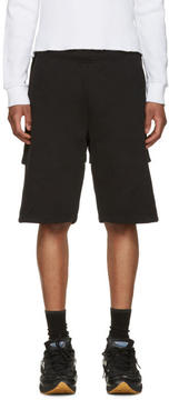 Hood by Air Black Wrench Shorts