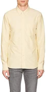 Orlebar Brown MEN'S OLIVER COTTON OXFORD CLOTH SHIRT