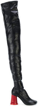 MM6 MAISON MARGIELA thigh high boots