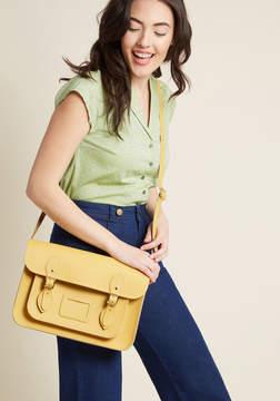 The Cambridge Satchel Company Bag in Mustard - 13 in.