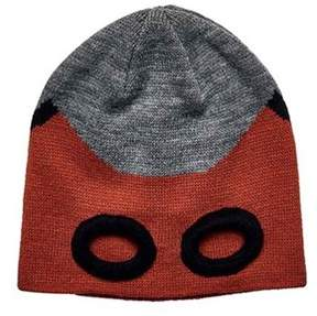 San Diego Hat Company Unisex Children's Mask Knit Beanie Knk3516.