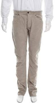 Bottega Veneta Flat Front Corduroy Shorts w/ Tags