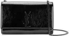 Saint Laurent Monogram Kate shoulder bag - BLACK - STYLE