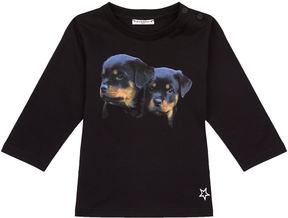 Givenchy Baby Rottweiler T-Shirt