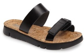 Camper Women's 'Oruga' Two Strap Slide Sandal