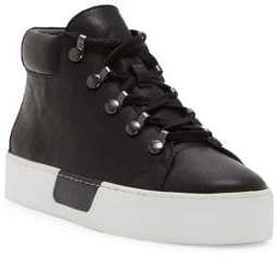 1 STATE 1.STATE Wrine Low Top Leather Sneakers