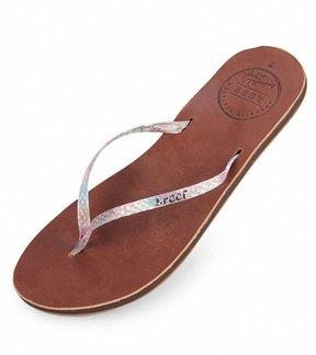 Reef Women's Leather Uptown Luxe Flip Flop 44626