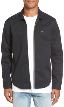 RVCA Men's Rex Shirt Jacket