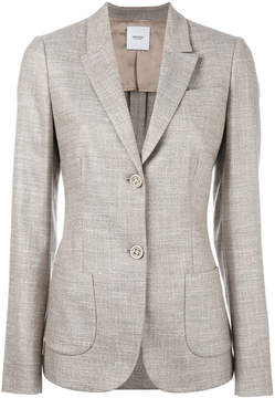 Agnona two button blazer