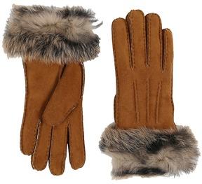 UGG Three Point Glove w/ Toscana Trim