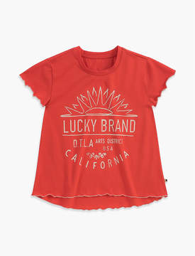Lucky Brand VIOLET TEE