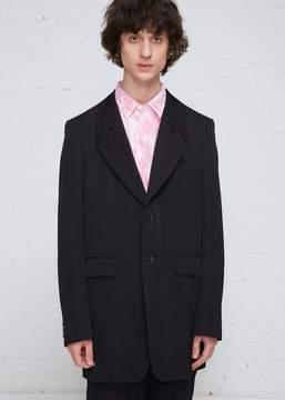 Comme des Garcons Wool Gabardine Jacket