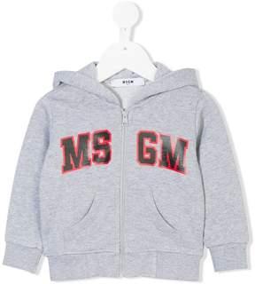 MSGM logo hoody