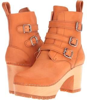 Swedish Hasbeens Buckle Boot Women's Boots