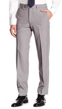 Nautica Light Grey Bi-Stretch Pants - 30-34\ Inseam