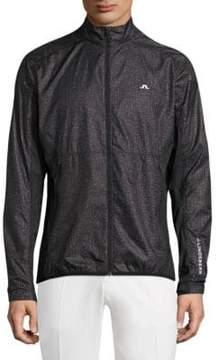 J. Lindeberg Golf Performance Collared Jacket