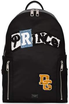 Dolce & Gabbana Prince applique rucksack
