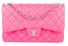 Chanel 2016 Classic Jumbo Double Flap Bag