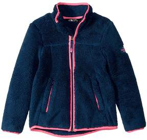 The North Face Kids Campshire Full Zip Girl's Coat