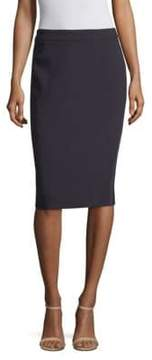 Escada Ravaxati Stretch-Wool Pencil Skirt